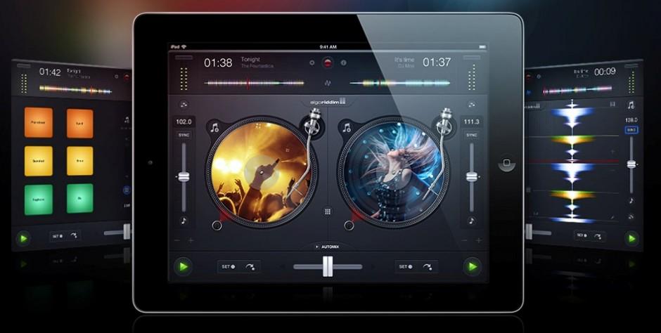 Djay 2 доступен для Ipad