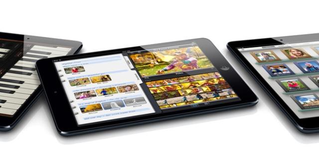 iPad mini с Retina-дисплеем будет представлен этой осенью