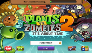 Обзор: Plants vs Zombies 2