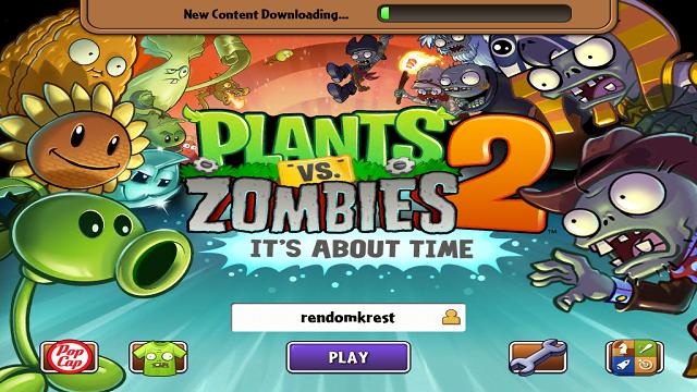 Обзор: Plants vs Zombies 2