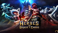 Обзор: Heroes of Order and Chaos