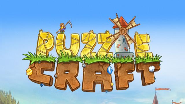 Обзор: Puzzle Craft