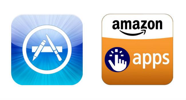 Apple прекращает судебный процесс против Amazon