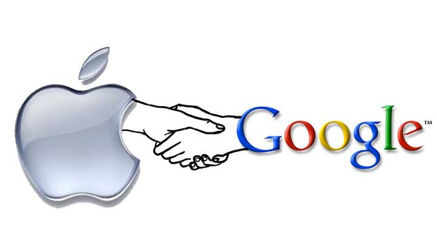 Apple помирилась с Google
