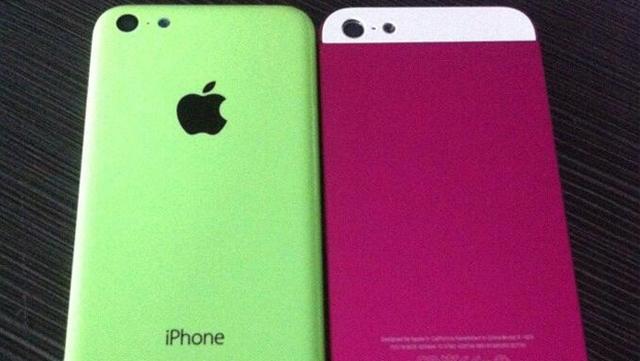 Новая порция фото бюджетного iPhone