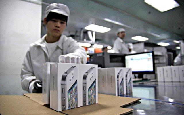 Foxconn набирает новых сотрудников для сборки iPhone 5S