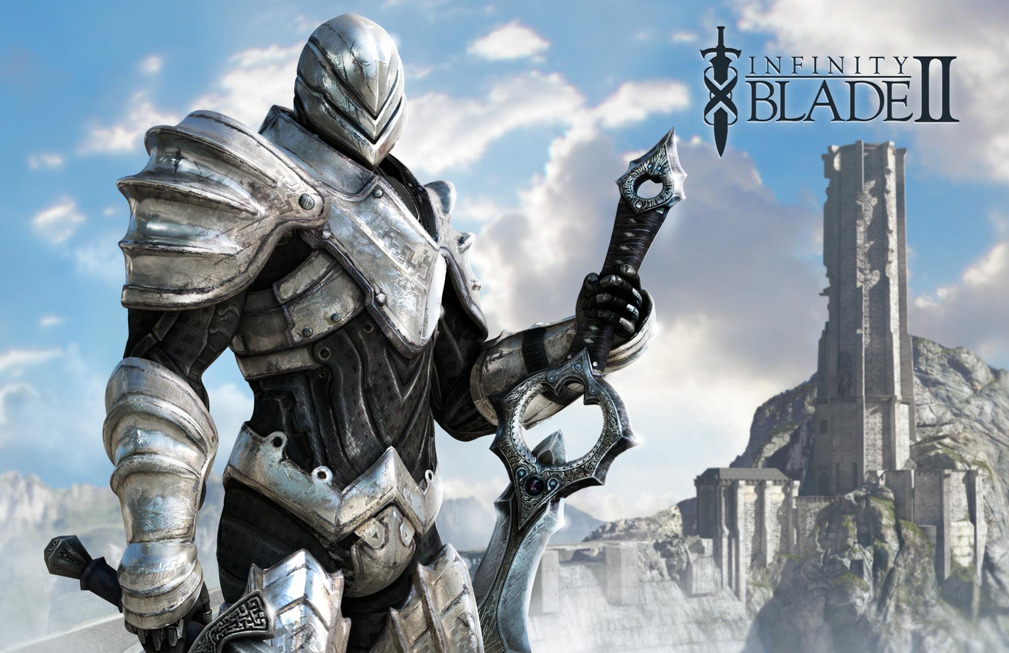 Акция Apple принесла Infinity Blade II почти 6 млн новых загрузок