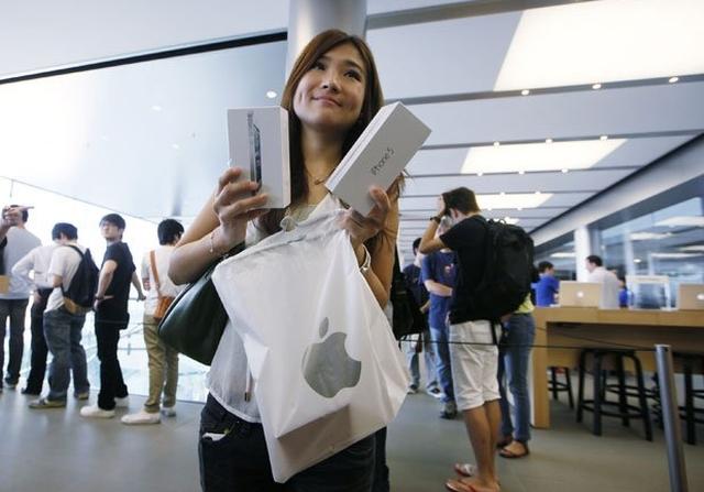 Аналитики: в третьем квартале Apple продала 23-32 млн iPhone