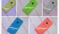 Свежие фото бюджетной версии iPhone