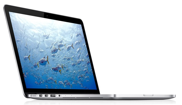 MacBook Pro получит процессор Intel Haswell