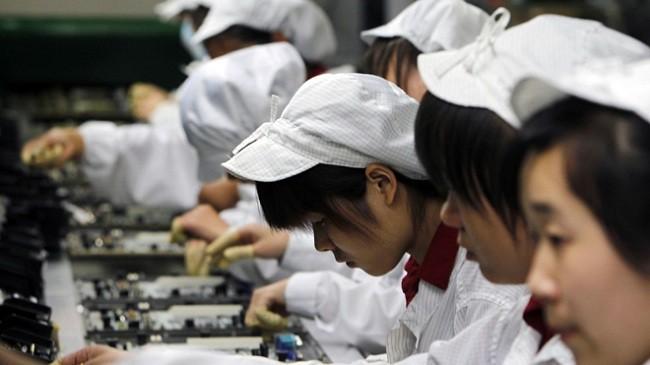 Apple нарушает права работников Китая