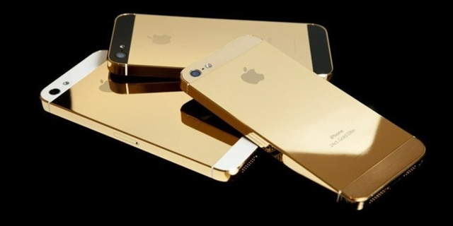 Источники в Apple: iPhone 5S действительно выйдет в золотом исполнении