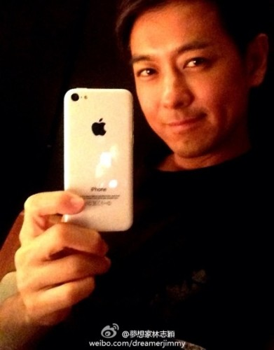 Новое фото iPhone 5C