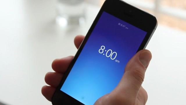 Восхитительно простой Rise Alarm Clock становится приложением недели