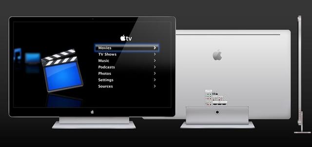 Apple ведет переговоры с телевизионщиками