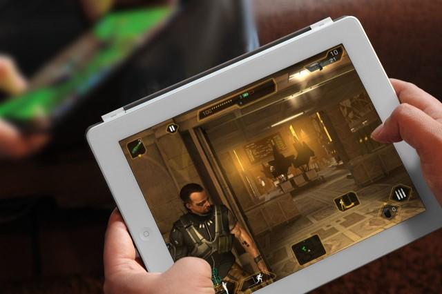 iPad 2 получает поддержку Deus Ex: The Fall