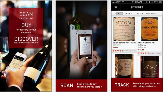 Drync App поможет Вам разобраться в вине