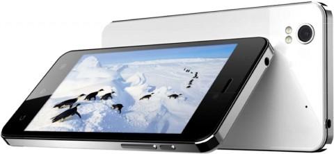 Highscreen Alpha Ice: 4-ядерный смартфон с дизайном iPhone 4