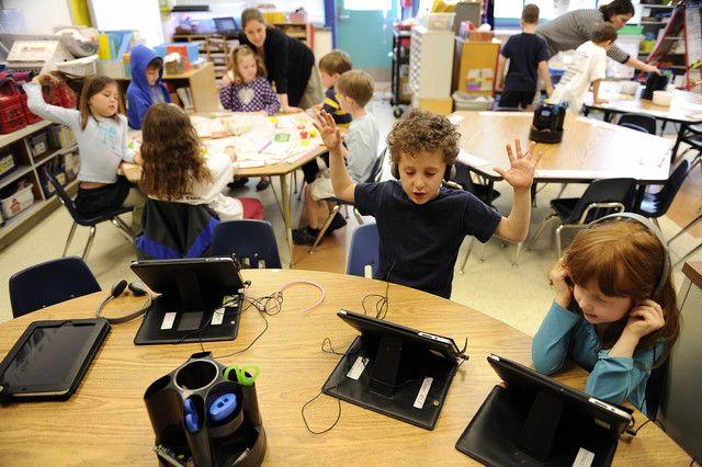 Apple, позволит педагогам создавать учетные записи ITunes для детей в возрасте до 13 лет