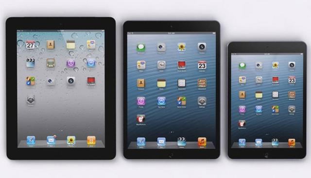iPad 5 и iPad mini с Retina-дисплеем выйдут до конца года