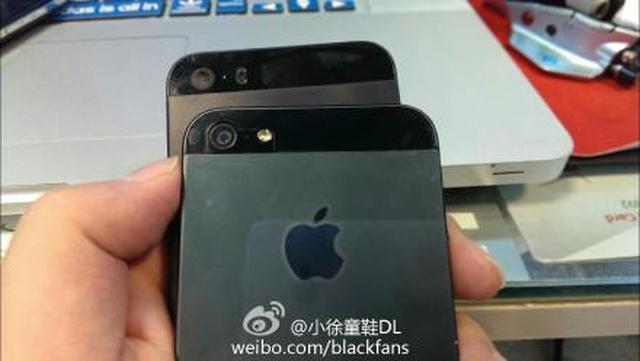 Новая порция фото iPhone 5S и iPhone 5C
