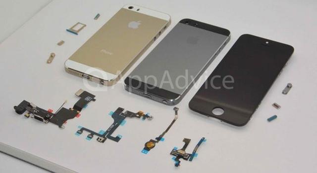 Новая порция фото iPhone седьмого поколения