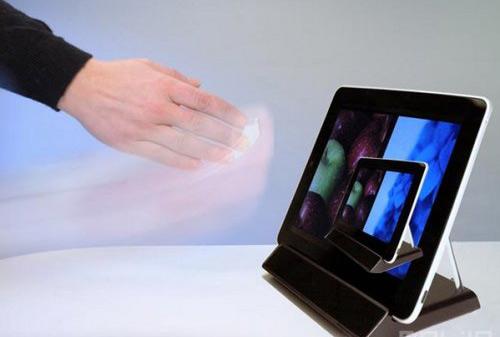 Apple получил патент на управление устройством посредством жестов