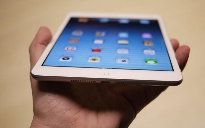 Apple iPad mini с Retina-дисплеем появится в конце года