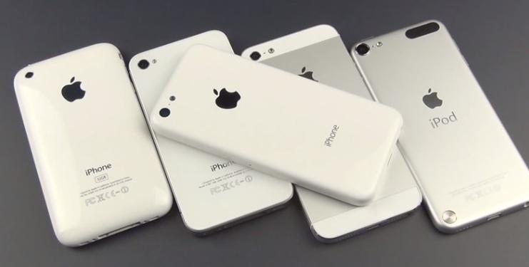 iPhone 5C заменит iPhone 5, а 4S остается на рынке
