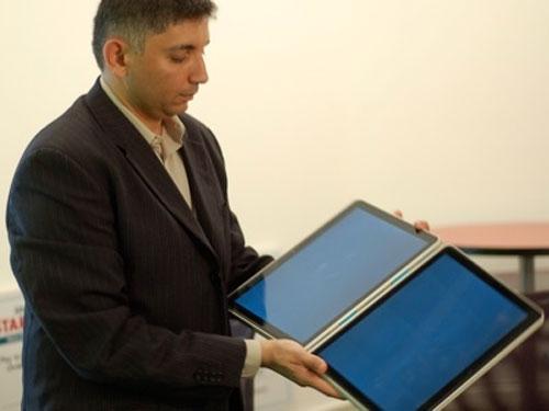 Samsung и Apple нацелились на планшеты с большими экранами