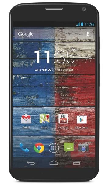 Motorola представила 4,7-дюймовый смартфон Moto X с бесконтактым управлением и автономной работой от батареи 24 часа
