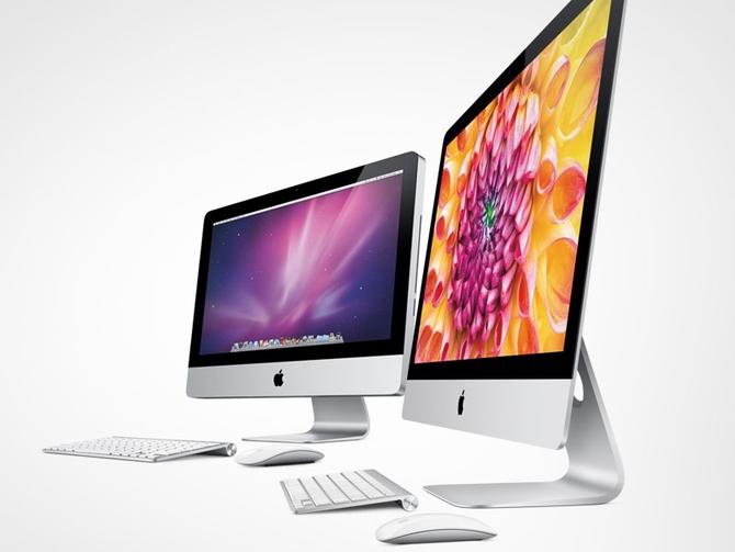 Apple готовит обновленные iMac?