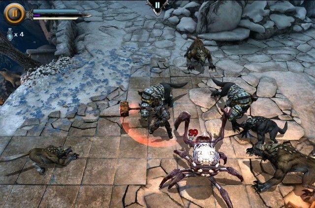 Infinity Blade 3, вероятно, вскоре выйдет