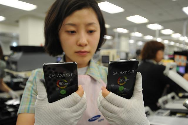 Samsung оштрафуют за нарушение трудового законодательства