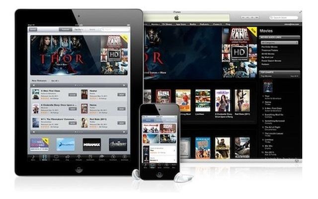 Apple запустила сервис «Movies in the Cloud» еще в 8 странах