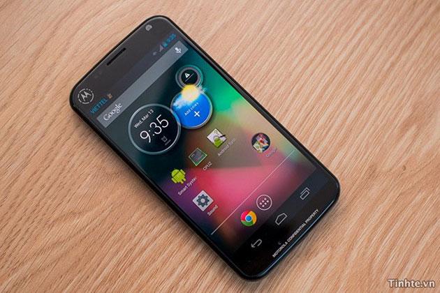 Сравнение характеристик: Moto X, Apple iPhone 5 и Samsung Galaxy S4