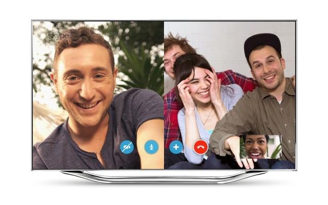 3D-звонки с Skype
