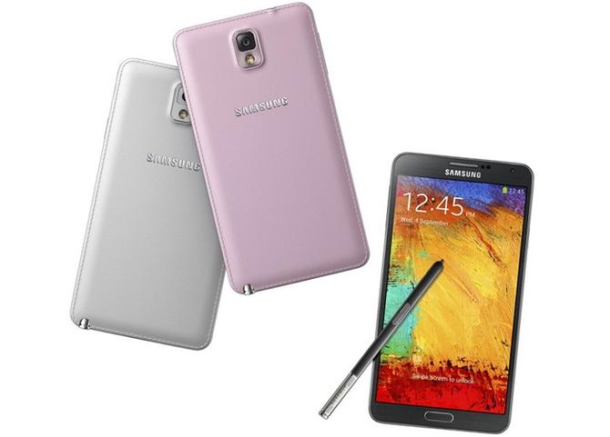 Samsung представила Galaxy Note III