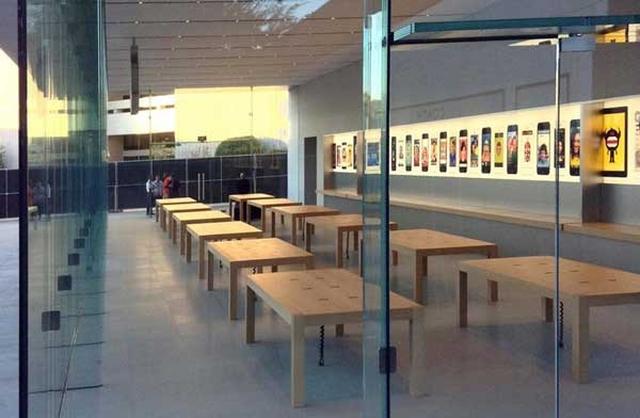 В Пало-Альто откроется новый Apple Store
