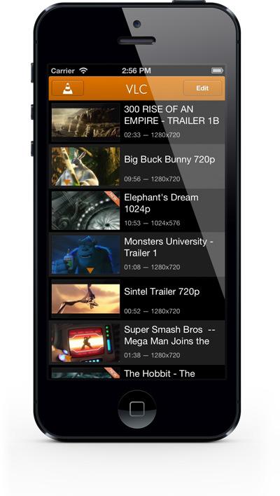 VLC для iOS: первое обновление