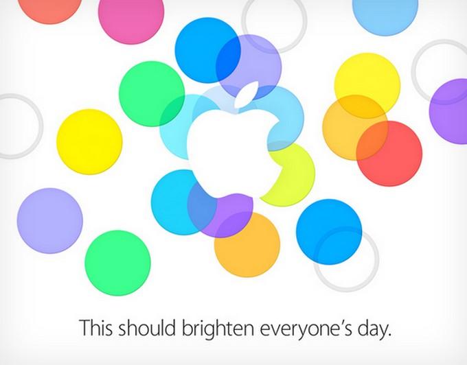 Презентация iPhone состоится 10 сентября: подтверждение от Apple