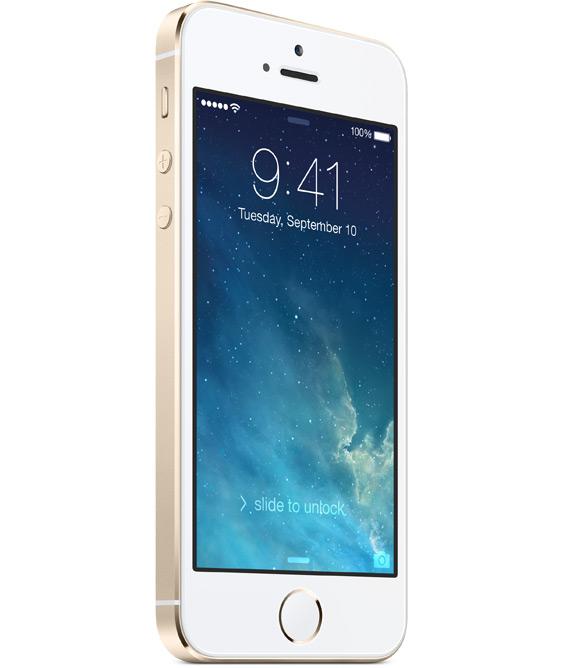 iPhone: Что случилось с большой S?