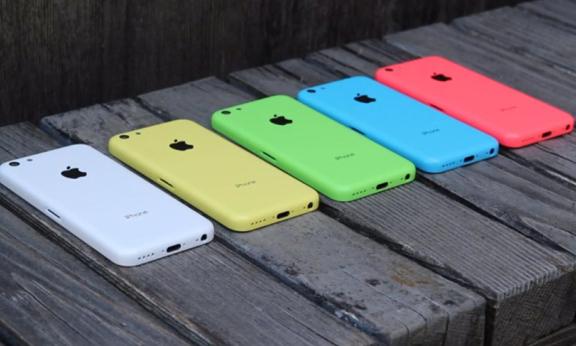«Выпускное» фото iPhone 5C
