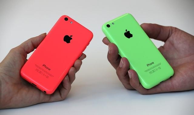 Аналитики: iPhone 5c не пользуется популярностью в Китае