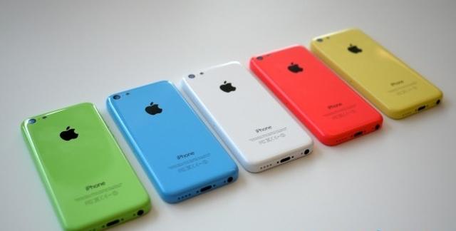 iPhone 5c доступен для предзаказа