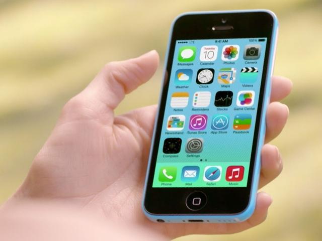 Акции Apple упали в цене из-за отсутствия данных о предзаказах iPhone 5c