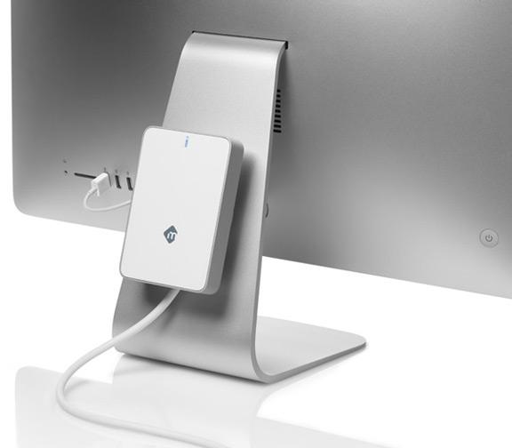 mLogic выпустила внешние жесткие диски для iMac и Thunderbolt Display