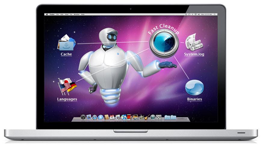 MacKeeper — храните Mac в чистоте и порядке!