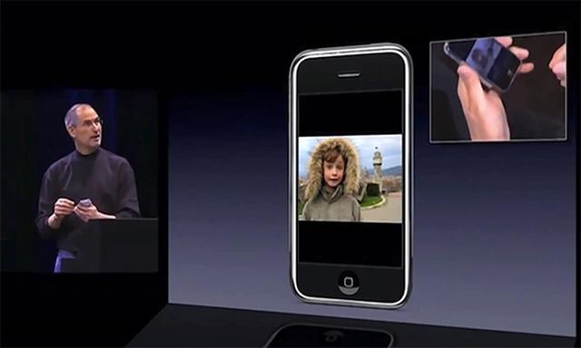 Запись выступления Стива Джобса была использована в суде против Apple