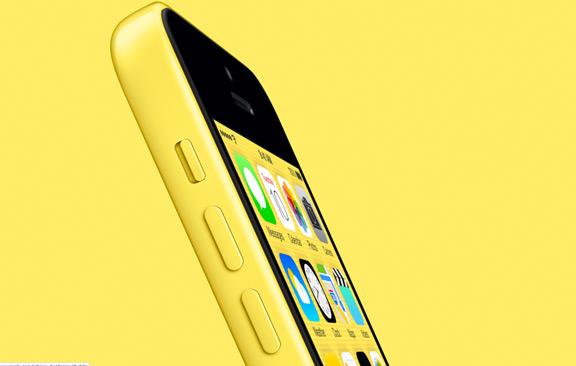 iPhone 5c распродан по предзаказам